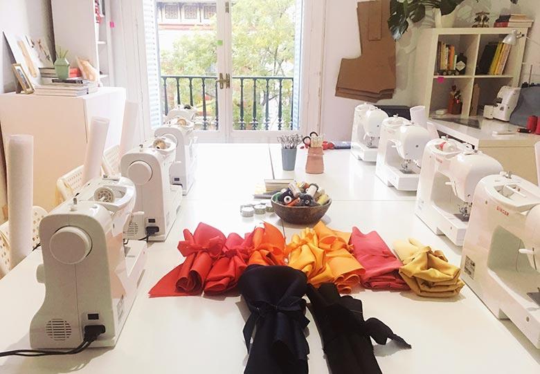 Nuestro taller de costura